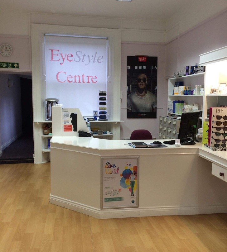 EyeStyle Centre, Shaftesbury, Dorset, Shaftesbury and Gillingham, Gold Hill, East Dorset, SP7 8AA