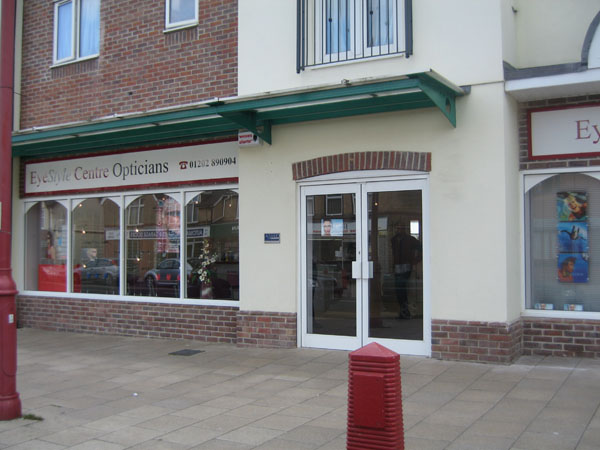 West Moors, Dorset, Ferndown, BH22 0HT, 141-143 Station Road, EyeStyle Centre, Opticians, Eye sight tests, Free NHS sight tests
